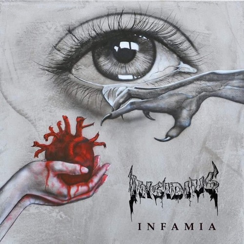 Insidius Infamy artwork faeton music