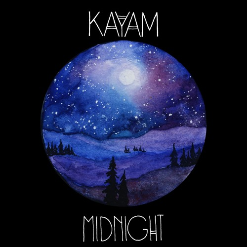 KAYAM Midnight artwork faeton music