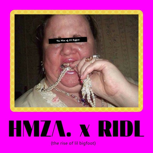 HMZA. - The Rise of Lil BIGFOOOT (artwork faeton music)