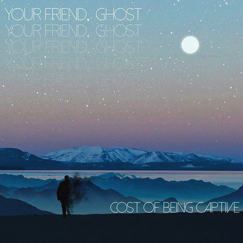 Your Friend, Ghost - Glass house (artwork faeton music)