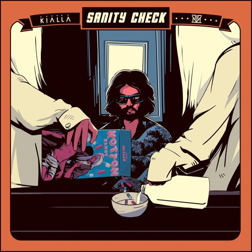 KIALLA - Sanity Check (artwork faeton music)