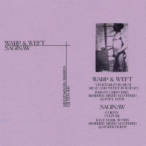 Warp & Weft - Meat and Sweet Potatoes (artwork faeton music)