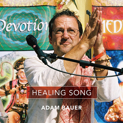 Adam Bauer - Healing Song (artwork faeton music)