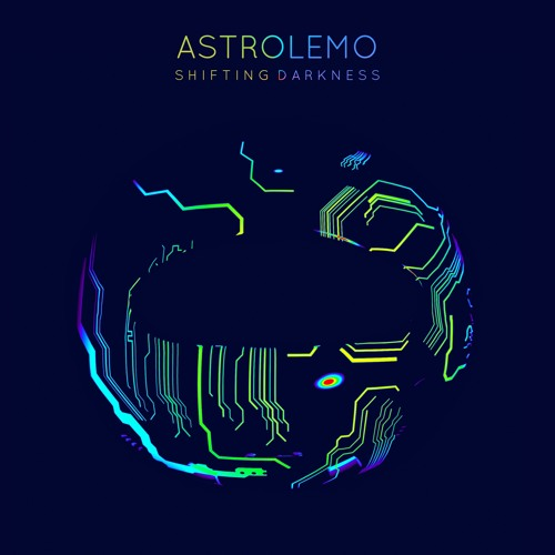 Astrolemo - Shifting Darkness (artwork faeton music)