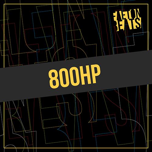 Faeton Beats - 800hp (artwork faeton music)