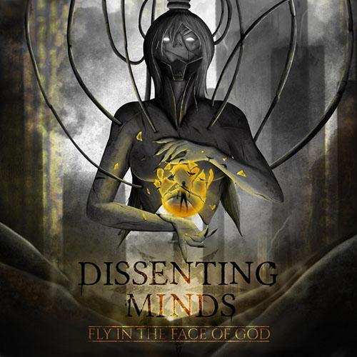 Dissenting Minds - Arcane Shadow (artwork faeton music)