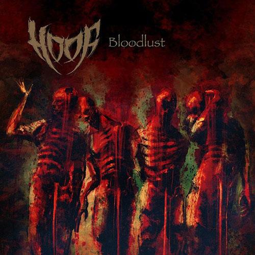 Hoof - Bloodlust (artwork faeton music)