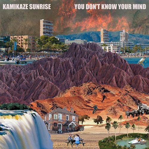 Kamikaze Sunrise - You Don't Know Your Mind (artwork faeton music)