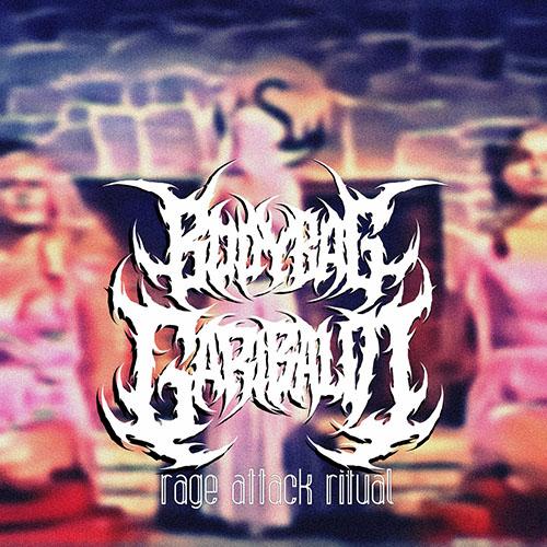 Bodybag Garibaldi - Margot Robbie (artwork faeton music)