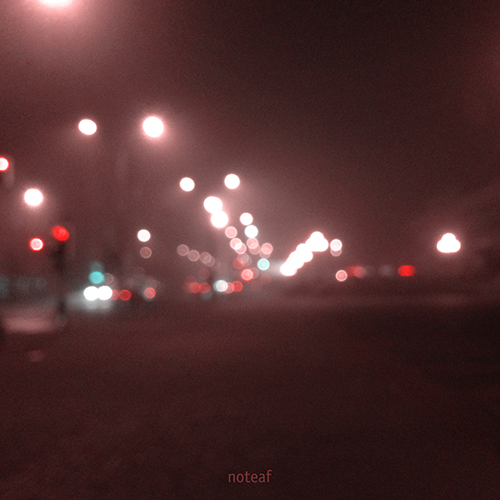 noteaf - Pure Light (artwork faeton music)
