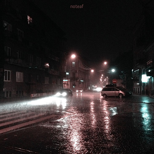 noteaf - Warm Evening (artwork faeton music)