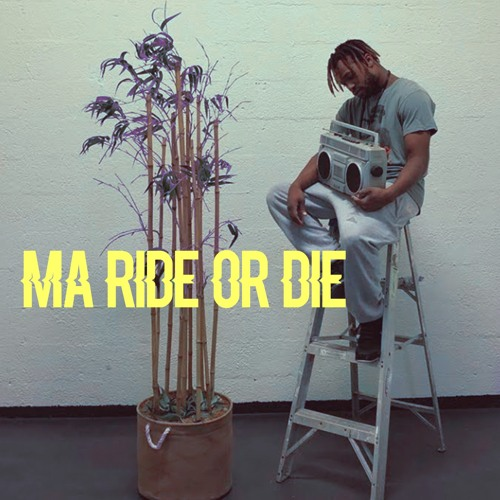 KemarAnthony - Ma Ride or Die (artwork faeton music)